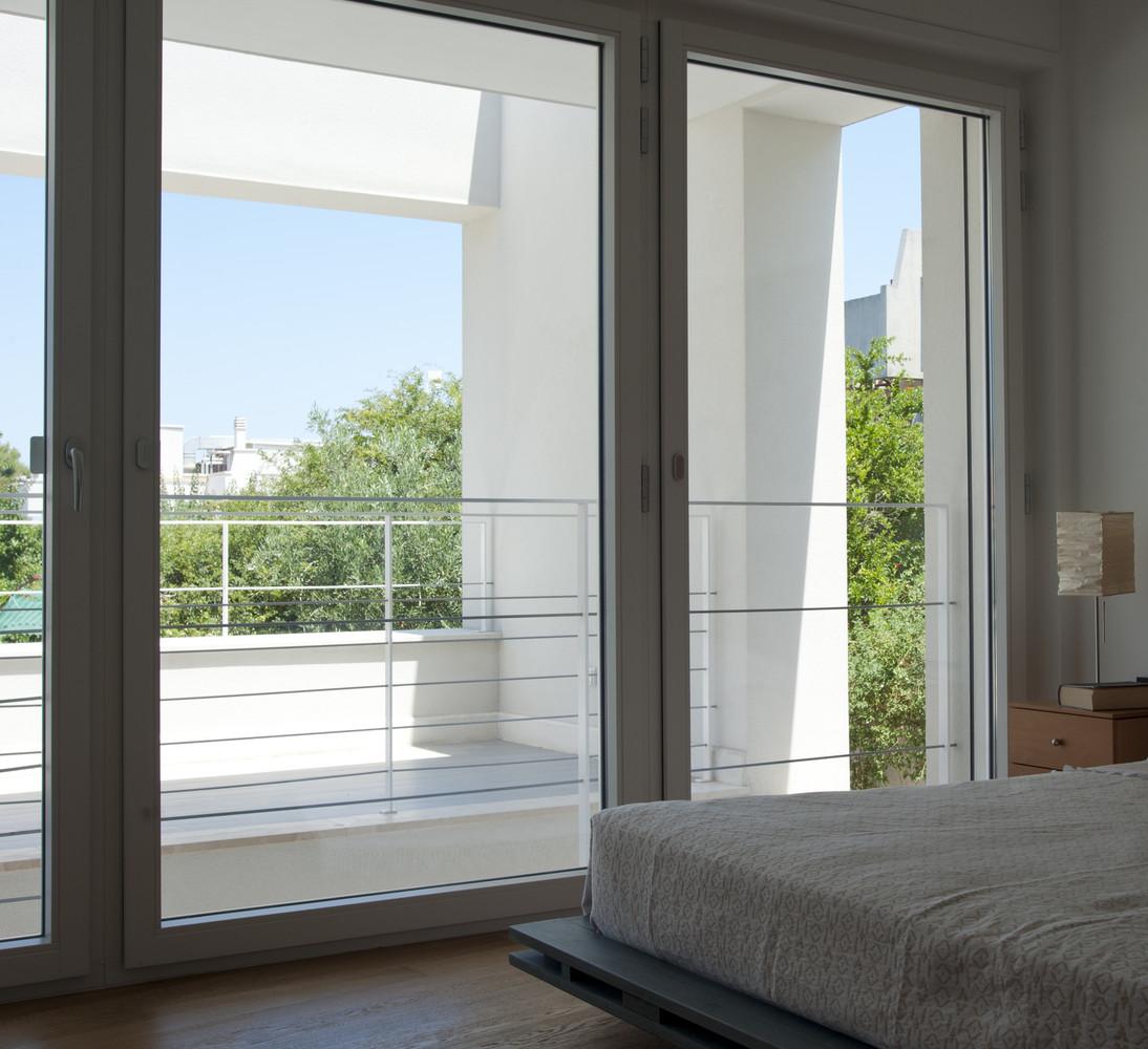 Дизайн современной виллы Villa Di Gioia от студии Pedone Working